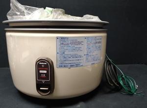 【業務用】National 電気炊飯器 SR-54F 5.4L 1~3升炊き