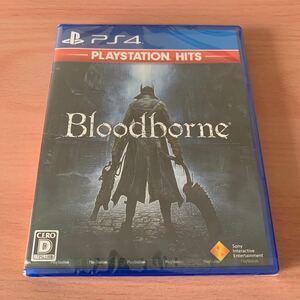 新品未開封 PS4 ブラッドボーン 日本語版 Bloodborne