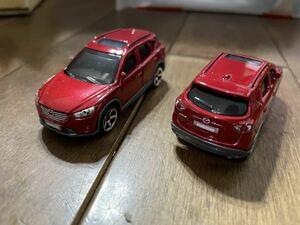 送料込2台セット ルース MATCHBOX マッチボックス Mazda CX-5 ホットウィール hotwheels