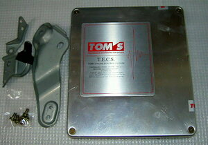 TOM*S ECU JZX100 1JZ GTE AT Chaser Cresta Mark Ⅱ TRD MARKⅡ CRESTA TOYOTA 89600 TJX01 AT amuse VX ROM SARD Mines