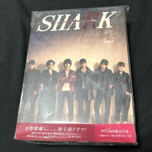 SHARK DVD-BOX 豪華版 (初回限定生産) King & Prince キンプリ