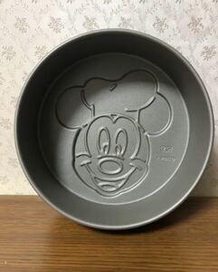 未使用 貝印(Kai Corporation) 貝印 KAI ケーキ型 Kai House Select ホールケーキ 18㎝ ディズニー ミッキーマウス