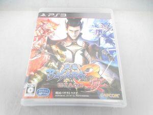 中古品 ゲーム プレイステーション3 PS3ソフト 戦国BASARA3 宴 UTAGE