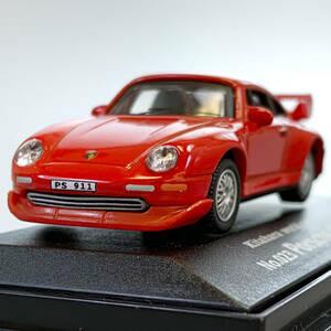 世界の名車 No.023 ポルシェ 911 GT2★ダイキャスト製 キタハラ ワールドカー セレクション Vol.2