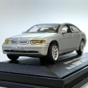世界の名車 No.026 BMW 745i セダン★ダイキャスト製 キタハラ ワールドカー セレクション Vol.2