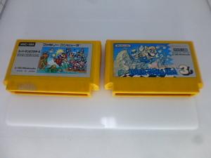 ファミコン カセット スーパーマリオブラザーズ & スーパーマリオブラザーズ3