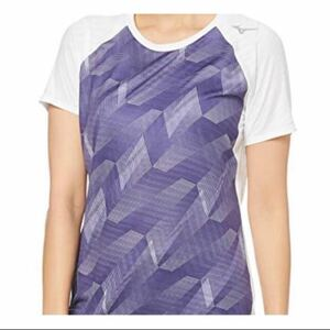 ミズノランニングウェア ランニングTシャツ S