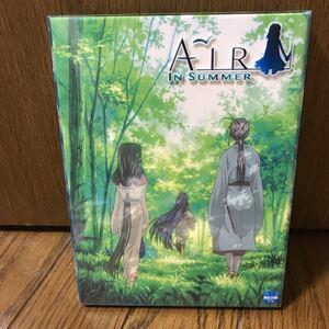 DVD AIR IN SUMMER