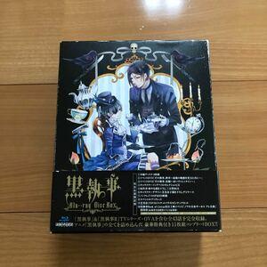 黒執事 Blu-ray Disc BOX 完全生産限定版