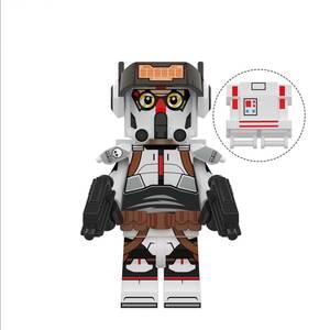 1体 クローン・フォース99 スター・ウォーズ: バッド・バッチ スターウォーズ マンダロリアン LEGO レゴ 互換 ミニフィギュア u