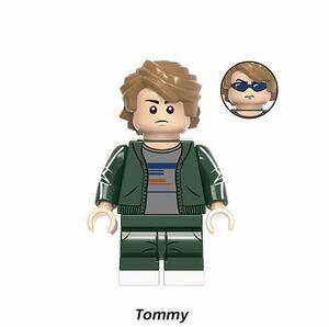 1体 Tommy ワンダヴィジョン マーベル アベンジャーズ ミニフィグ LEGO 互換 ブロック ミニフィギュア レゴ 互換 s