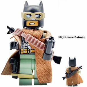 1体 バットマン dcコミック ミニフィグ LEGO 互換 ブロック ミニフィギュア レゴ 互換 s