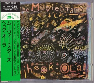 The Movie Stars / !Heck-Ola! (日本盤CD) ムーヴィー・スターズ