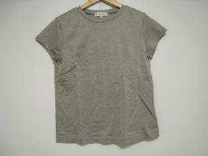 KUMIKYOKU 組曲 半袖 Tシャツ グレー 灰色 サイズ2