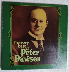The very Best of Peter Dawson 4枚組