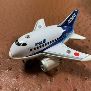 ANA 全日空 飛行機 ミニカー 202159