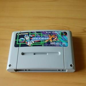 ロックマンX2 スーパーファミコンソフト