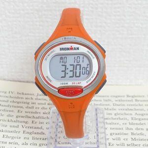 ★TIMEX IRONMAN デジタル 多機能 腕時計★ タイメックス アイアンマン 30LAP アラーム クロノ タイマー 稼動品 F4713