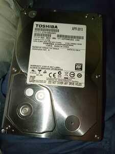 TOSHIBA/東芝 HDD 3.5インチハードディスク DT01ABA200V 2TB 送料無料