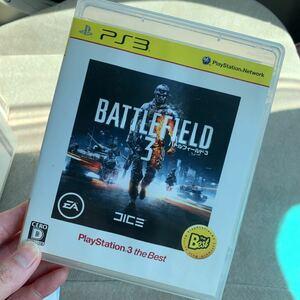 PS3 バトルフィールド3 ゲームソフト