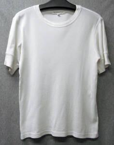 ワイズフォーメン ヨウジヤマモト:厚手 Tシャツ 白 3 ( ヴィンテージ Y's for Men Yohji Yamamoto Vintage Tee 3