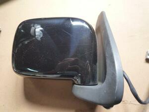 ザッツ JD1 JD2 右ドアミラー 電動格納 黒色 カラー番号B92P 純正品番 76200-SCK-J11ZB