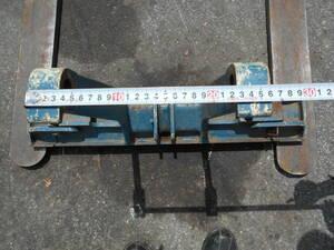 排土板(ヤンマー用)