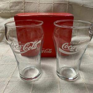 コカ・コーラ コカコーラ Coca Cola グラス 年代物 コップ