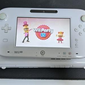 任天堂 WiiU 32GB ソフト内蔵 一式
