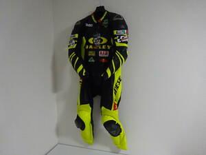 DAINESE ダイネーゼ バイクレーシングスーツ T.TRICKSTER P.CANGURO ES TIVA レディース レザー サイズ46(M) ブラック/ イエロー