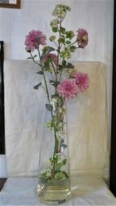 【愛知店舗】高さ 約131㎝ エミリオ ロバ EMILIO ROBBA / アートフラワー フラワー 花 造花 インテリア オブジェ