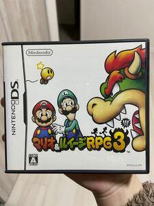マリオ&ルイージRPG3 DSソフト