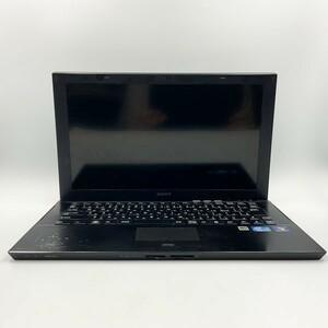 [業者注目]Core i7 SVZ1311AJ/SVZ131A2JN Sony Vaio 13型中古PC メモリオンボード容量不明 ジャンク品 部品取り 0614_07