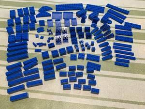 即決 送料無料 LEGO レゴ ブロック パーツ 特殊パーツ 青 ブルー 大量  43