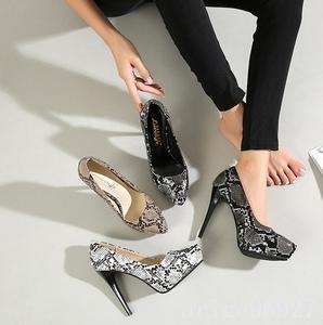 【送料無料】通勤 12cmヒール パンプス ピンヒール ハイヒール 靴 ポインテッドトゥ 美脚 3色