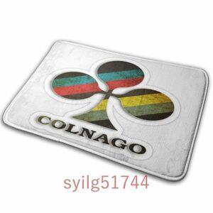 Uj003:60×40cm ドアマット colnago コルナゴ 自転車 ロードバイク pt10b
