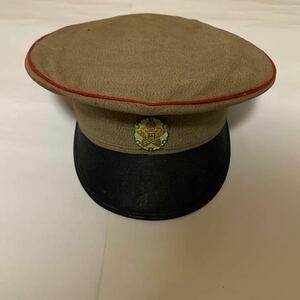 昭和期 学生帽 軍帽 旧日本軍 日本陸軍 大日本帝国