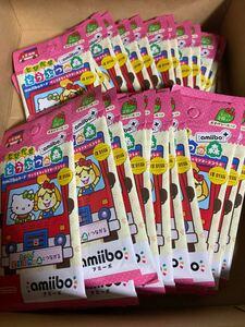 サンリオ amiibo カード 30パック