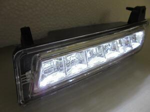 ★ ベンツ GL X164 GL550 後期 左 フォグ ランプ LED 1648200756