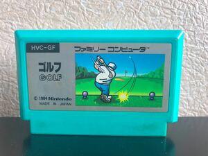 ファミコンソフト 希少レアソフト ゴルフ ファミコン golf