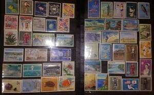 切手 琉球郵便 琉球王国