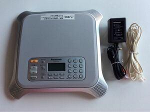 Panasonic パナソニックKX-NT700 IP音声会議ホン テレワーク 遠隔会議システム
