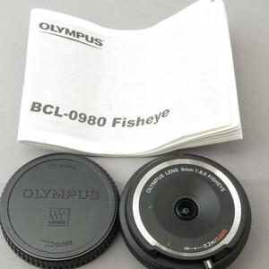 OLYMPUSオリンパス BCL-0980 9mm F8FISHEYE ★NO.4569