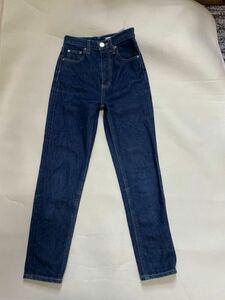 sly jeans スライ  ハイウエスト ジーンズ デニム パンツ  ストレッチスキニーパンツ 24