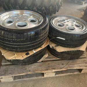NSX ホンダ タイヤ