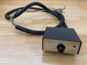 MAZDA RX-7 FC3S boost controller ERC