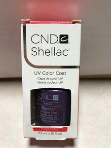 CND  シェラック UVカラーコート530