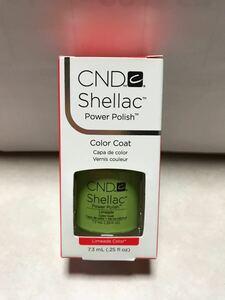 CND  シェラック UVカラーコート 110