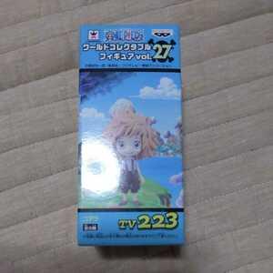 ワンピース ワールドコレクタブルフィギュア vol.27 コアラ ワーコレ
