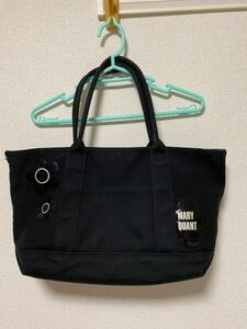 MARY QUANT トートバッグ